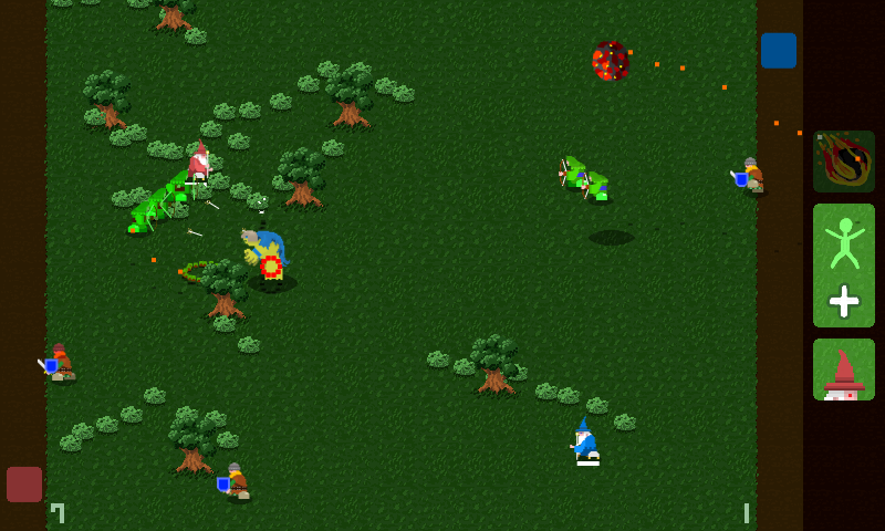 Wizard Battle 2 screenshot